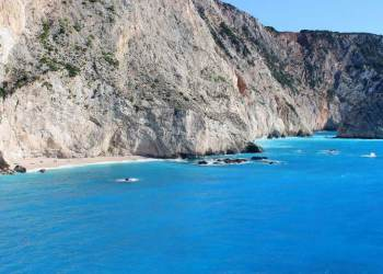Lefkada Beahes Photos Images - Greece
